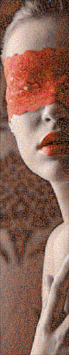 Agape | Diasec 3/3mm | 130cm x 25cm | Edition of 8 | Joel Moens Dhase