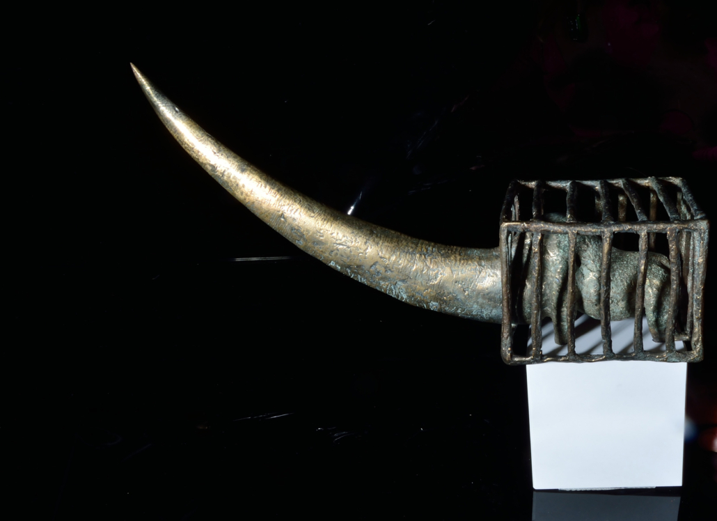 Offering | Bronze | Edition of 15 | Samuel Allerton